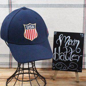 Nike USA Hockey Strapback Hat